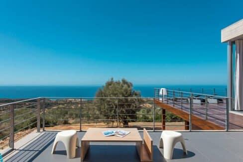 Sea View Villa in Peloponnese Greece, near Monemvasia. Property in Peloponnese Greece, Top Villas in Greece for Sale 14