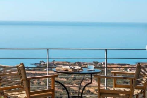 Sea View Villa in Peloponnese Greece, near Monemvasia. Property in Peloponnese Greece, Top Villas in Greece for Sale 15