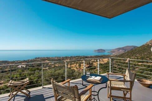 Sea View Villa in Peloponnese Greece, near Monemvasia. Property in Peloponnese Greece, Top Villas in Greece for Sale 16