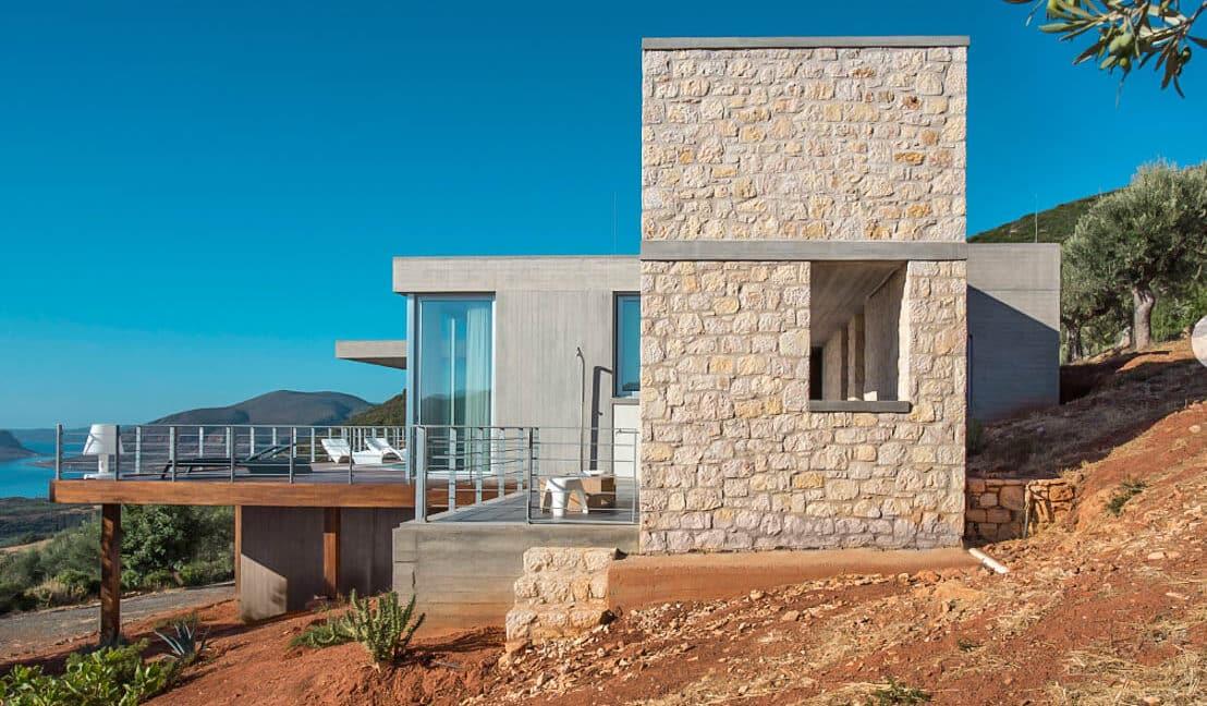 Sea View Villa in Peloponnese Greece, near Monemvasia. Property in Peloponnese Greece, Top Villas in Greece for Sale 18