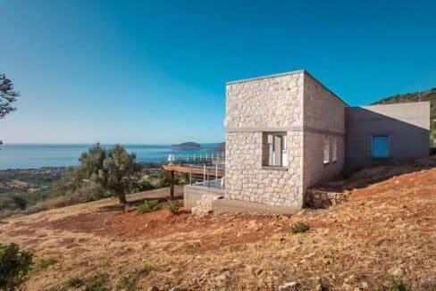 Sea View Villa in Peloponnese Greece, near Monemvasia. Property in Peloponnese Greece, Top Villas in Greece for Sale 19