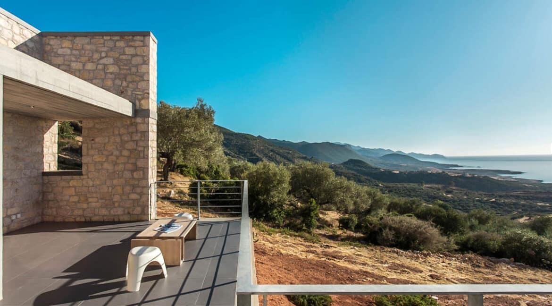 Sea View Villa in Peloponnese Greece, near Monemvasia. Property in Peloponnese Greece, Top Villas in Greece for Sale 20