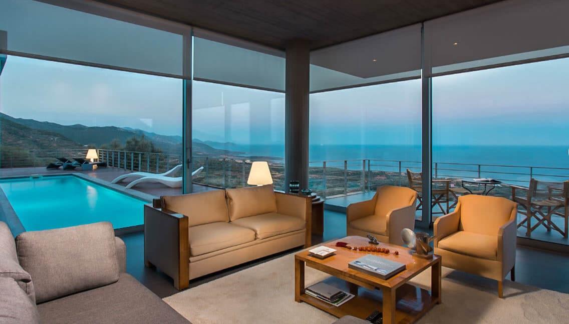 Sea View Villa in Peloponnese Greece, near Monemvasia. Property in Peloponnese Greece, Top Villas in Greece for Sale