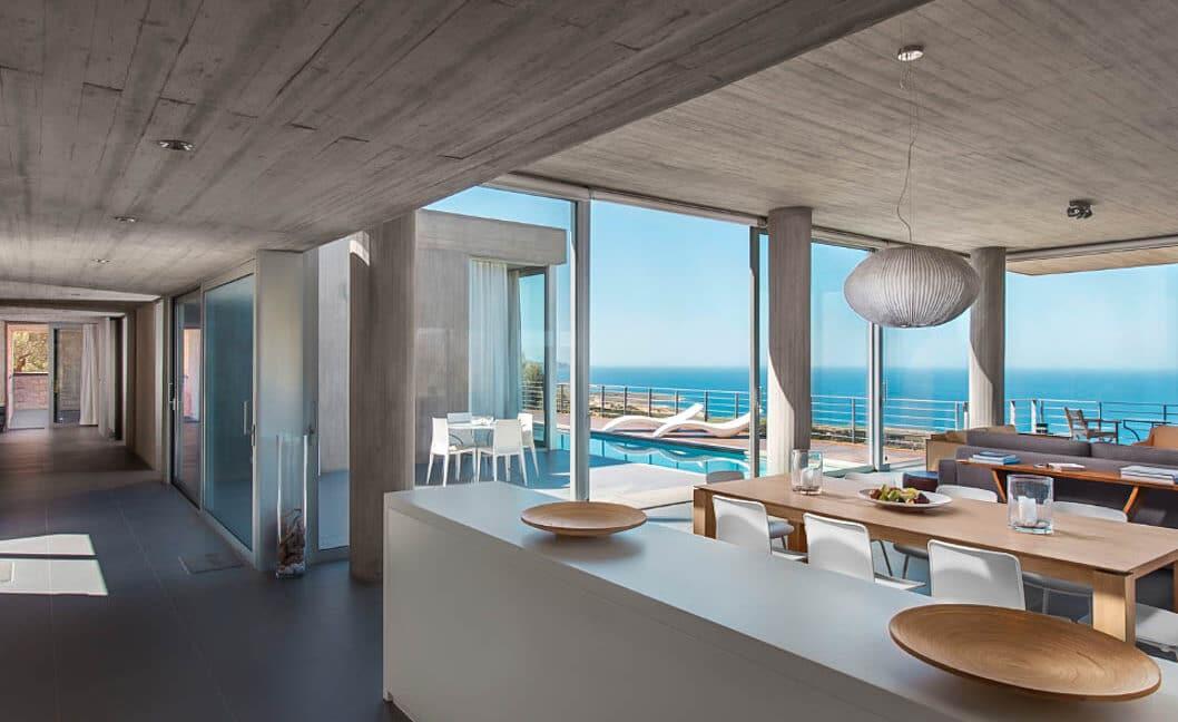 Sea View Villa in Peloponnese Greece, near Monemvasia. Property in Peloponnese Greece, Top Villas in Greece for Sale 9