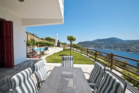 Sea View Villa in Skopelos Greek Island for sale, Skopelos Greece for Sale, Skopelos island home for sale. Properties in Greece 17