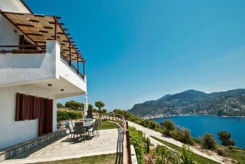 Sea View Villa in Skopelos Greek Island for sale, Skopelos Greece for Sale, Skopelos island home for sale. Properties in Greece 3