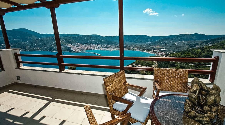 Sea View Villa in Skopelos Greek Island for sale, Skopelos Greece for Sale, Skopelos island home for sale. Properties in Greece 8
