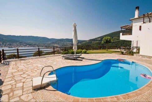 Sea View Villa in Skopelos Greek Island for sale, Skopelos Greece for Sale, Skopelos island home for sale. Properties in Greece