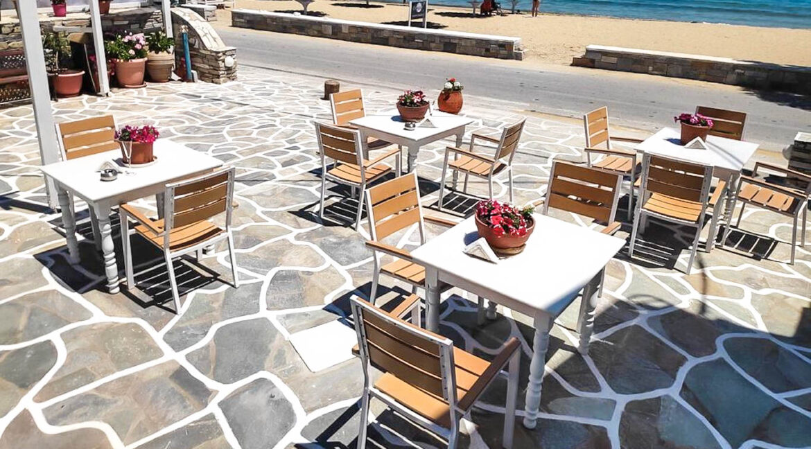 Seafront Hotel in Ios Cyclades Greece. Hotels for Sale Cyclades Greece, Investment in Greek Islands 1