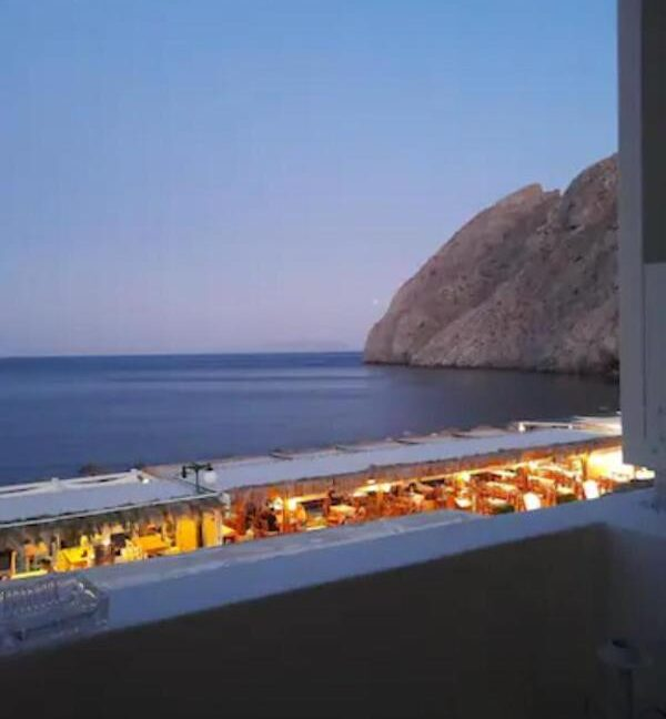 Seafront House for Sale in Santorini, Property Santorini Greece, Sea view House Santorini for Sale. See Properties in Santorini Island 28