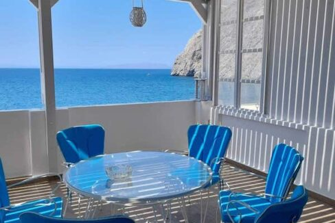 Seafront House for Sale in Santorini, Property Santorini Greece, Sea view House Santorini for Sale. See Properties in Santorini Island 3
