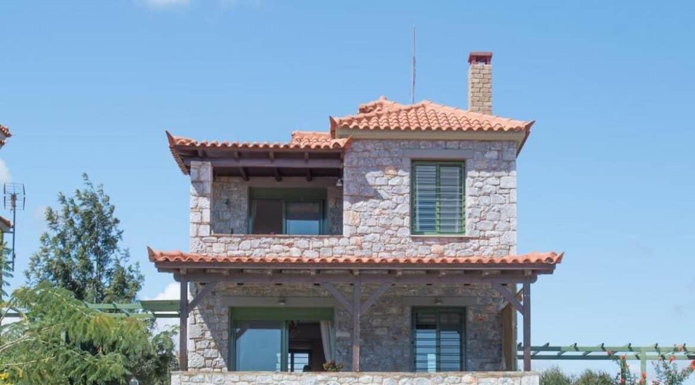 Seafront House in Methoni Kalamata Greece, Seafront Properties in Greece, Seafront Property in Kalamata Greece 2
