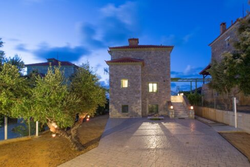 Seafront House in Methoni Kalamata Greece, Seafront Properties in Greece, Seafront Property in Kalamata Greece 3