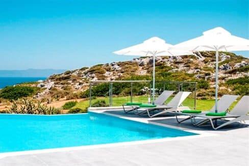Seafront Villas in Crete near Chania Crete for sale, Waterfront Property Crete Greece, Seafront Houses Crete Greece 1