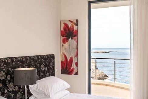 Seafront Villas in Crete near Chania Crete for sale, Waterfront Property Crete Greece, Seafront Houses Crete Greece 14