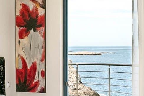 Seafront Villas in Crete near Chania Crete for sale, Waterfront Property Crete Greece, Seafront Houses Crete Greece 15