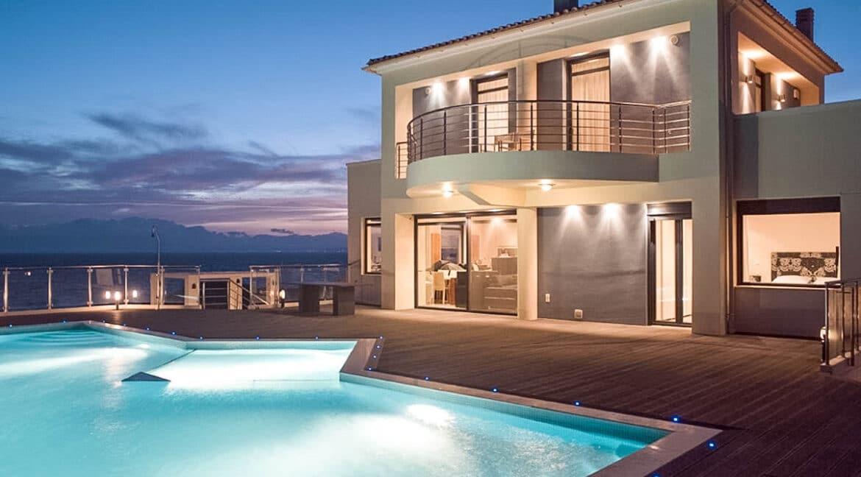 Seafront Villas in Crete near Chania Crete for sale, Waterfront Property Crete Greece, Seafront Houses Crete Greece 18