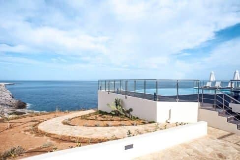 Seafront Villas in Crete near Chania Crete for sale, Waterfront Property Crete Greece, Seafront Houses Crete Greece 26