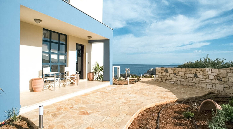 Seafront Villas in Crete near Chania Crete for sale, Waterfront Property Crete Greece, Seafront Houses Crete Greece 27
