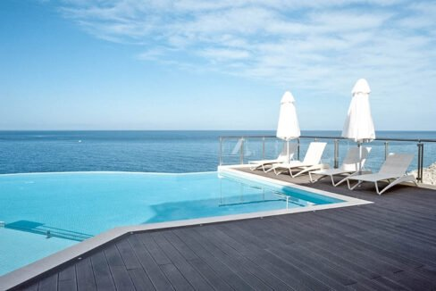 Seafront Villas in Crete near Chania Crete for sale, Waterfront Property Crete Greece, Seafront Houses Crete Greece 32