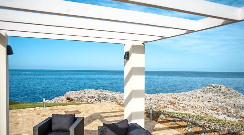 Seafront Villas in Crete near Chania Crete for sale, Waterfront Property Crete Greece, Seafront Houses Crete Greece 34