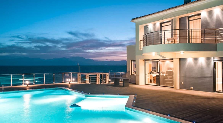 Seafront Villas in Crete near Chania Crete for sale, Waterfront Property Crete Greece, Seafront Houses Crete Greece 36