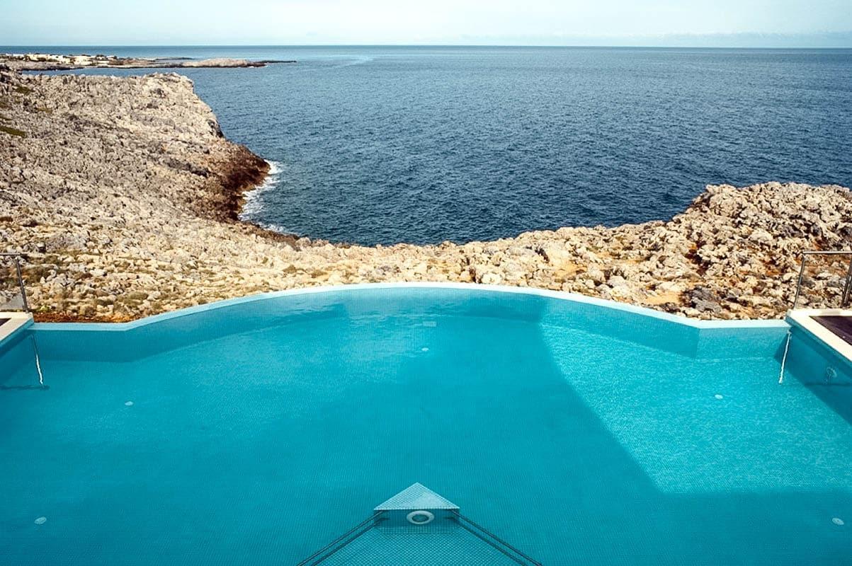 2 seafront Villas in Crete near Chania Crete