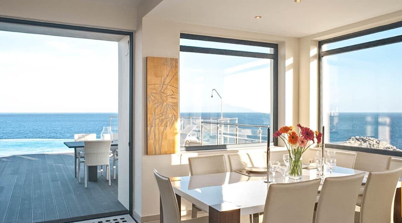 Seafront Villas in Crete near Chania Crete for sale, Waterfront Property Crete Greece, Seafront Houses Crete Greece 7