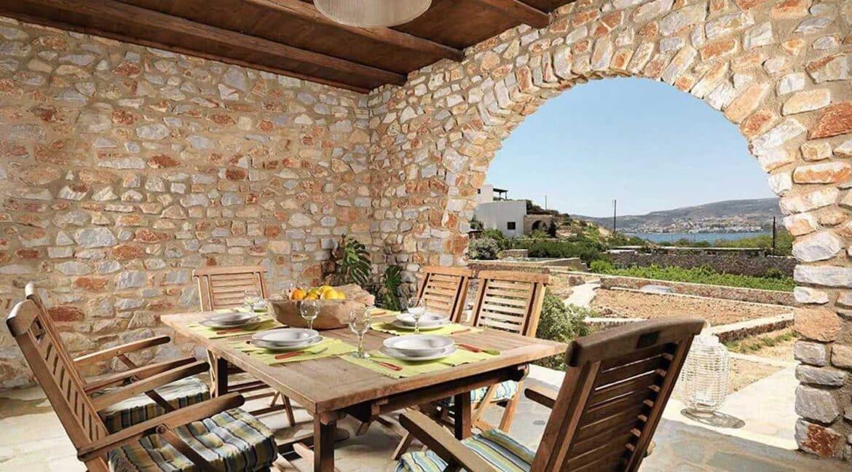 Stone house for Sale Paros Greece, Paros House for Sale, Paros Properties for Sale