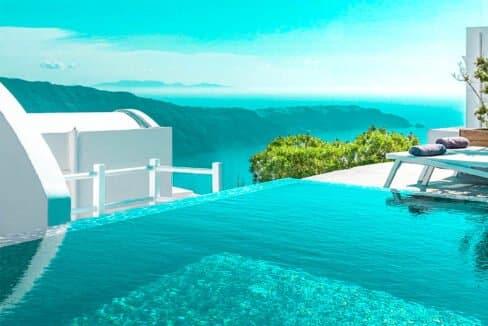 Caldera houses at Imerovigli Santorini with amazing sea view, Santorini Properties, Santorini Greece Real Estate. Properties in Santorini