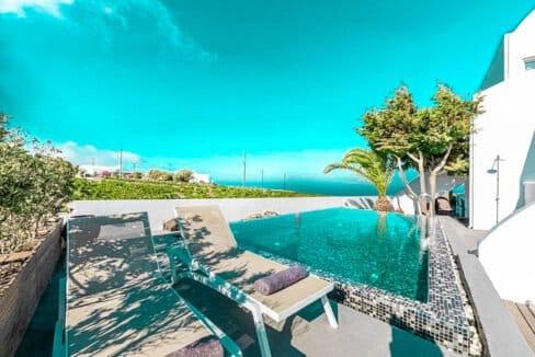 Two Caldera houses at Imerovigli Santorini with amazing sea view, Santorini Properties, Santorini Greece Real Estate. Properties in Santorini 17