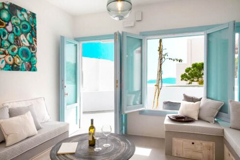 Two Caldera houses at Imerovigli Santorini with amazing sea view, Santorini Properties, Santorini Greece Real Estate. Properties in Santorini 2