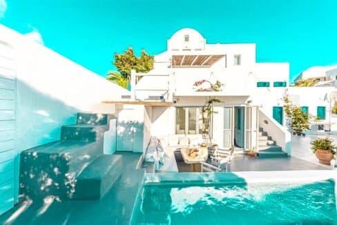 Two Caldera houses at Imerovigli Santorini with amazing sea view, Santorini Properties, Santorini Greece Real Estate. Properties in Santorini 23