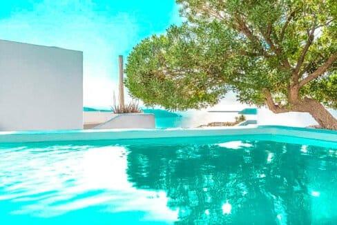 Two Caldera houses at Imerovigli Santorini with amazing sea view, Santorini Properties, Santorini Greece Real Estate. Properties in Santorini 27