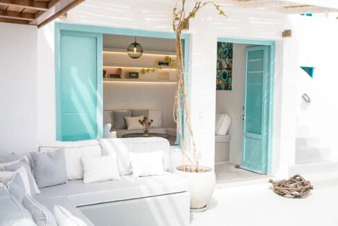 Two Caldera houses at Imerovigli Santorini with amazing sea view, Santorini Properties, Santorini Greece Real Estate. Properties in Santorini 3