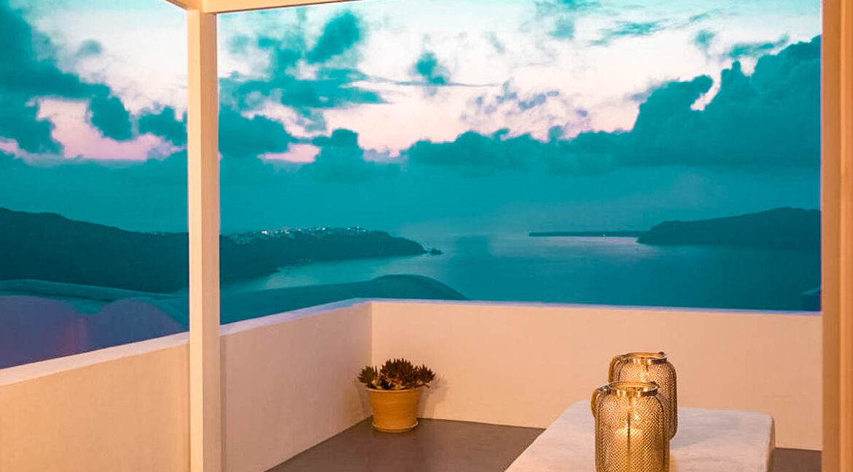 Two Caldera houses at Imerovigli Santorini with amazing sea view, Santorini Properties, Santorini Greece Real Estate. Properties in Santorini 8