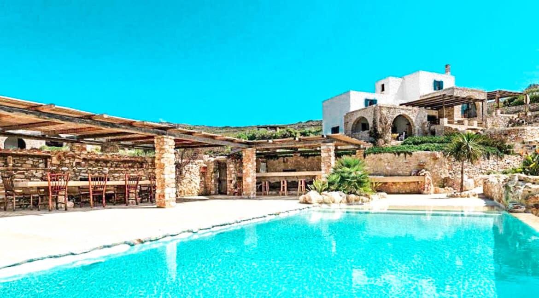 Villa for Sale in Paros Island, Cyclades Greece. Property Paros Greece for Sale. Paros Homes for sale