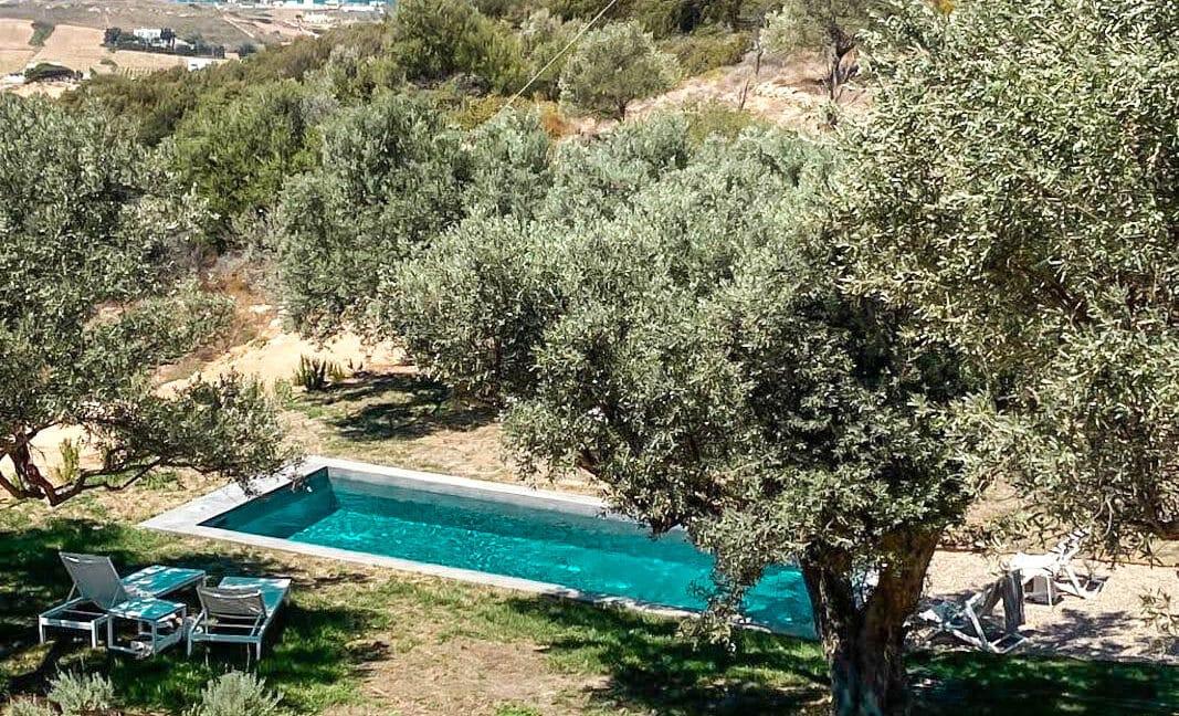 Villa with sea view and pool in Paros Island, Paros Homes for Sale, Paros Real Estate. Properties in Paros Greece 14