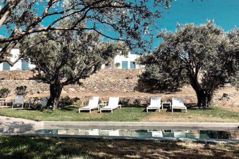 Villa with sea view and pool in Paros Island, Paros Homes for Sale, Paros Real Estate. Properties in Paros Greece 16