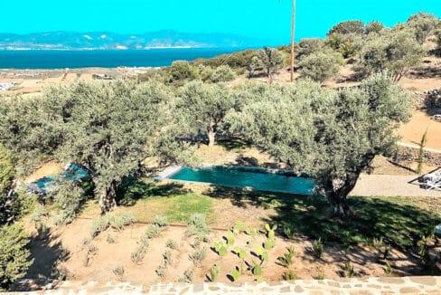 Villa with sea view and pool in Paros Island, Paros Homes for Sale, Paros Real Estate. Properties in Paros Greece 18