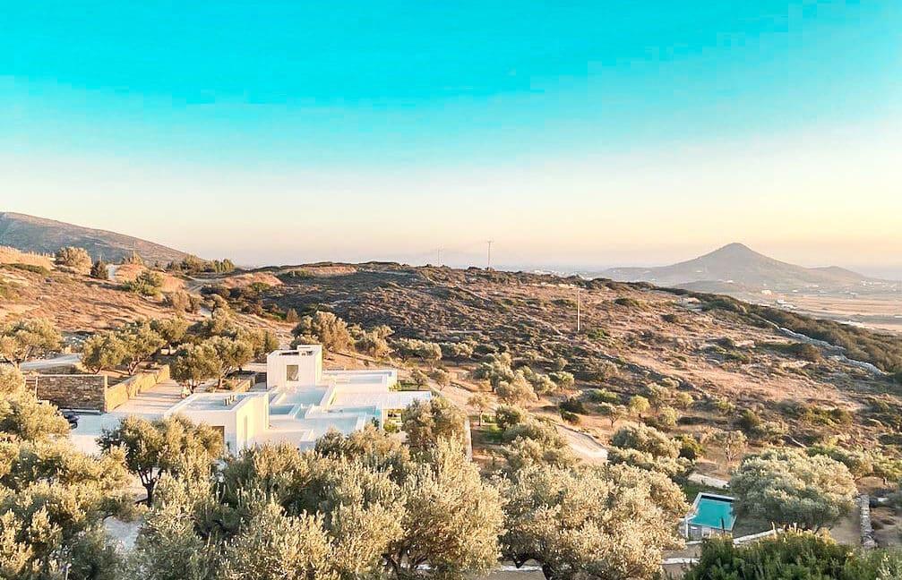 Villa with sea view and pool in Paros Island, Paros Homes for Sale, Paros Real Estate. Properties in Paros Greece 19