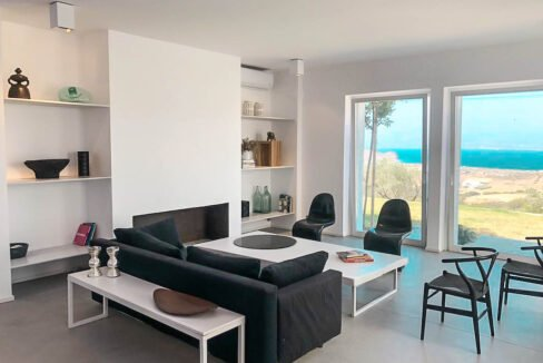 Villa with sea view and pool in Paros Island, Paros Homes for Sale, Paros Real Estate. Properties in Paros Greece 20