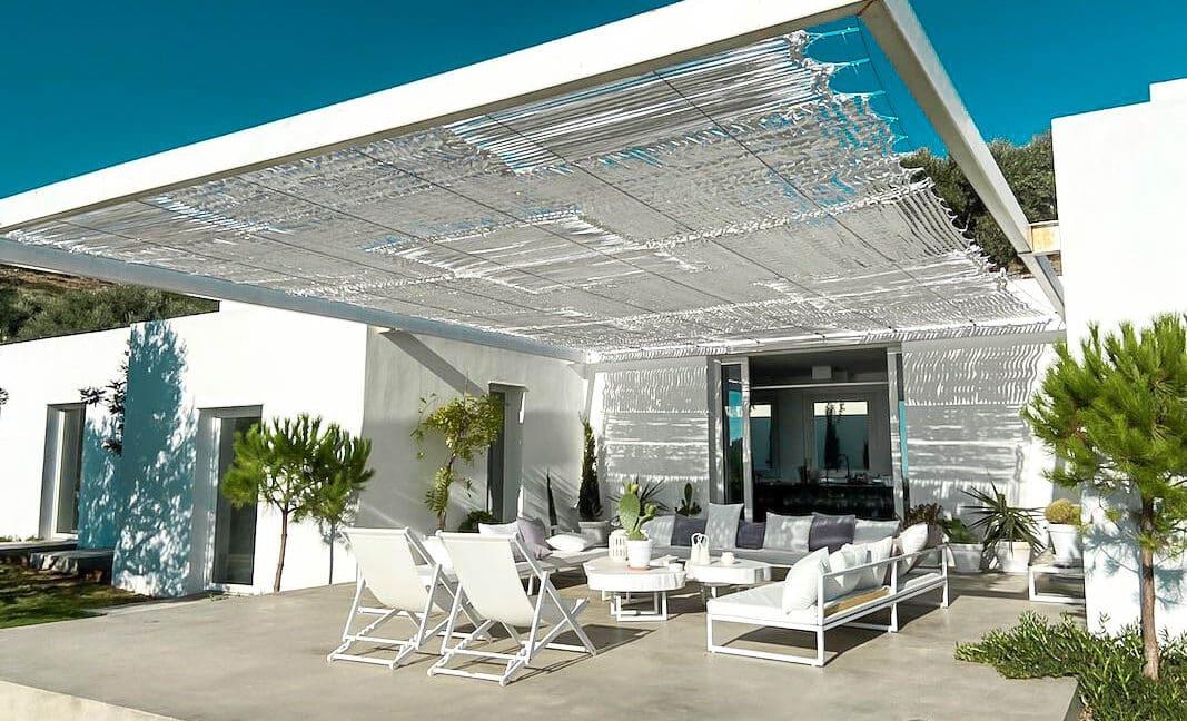 Villa with sea view and pool in Paros Island, Paros Homes for Sale, Paros Real Estate. Properties in Paros Greece 26