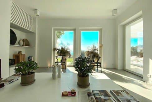 Villa with sea view and pool in Paros Island, Paros Homes for Sale, Paros Real Estate. Properties in Paros Greece 9